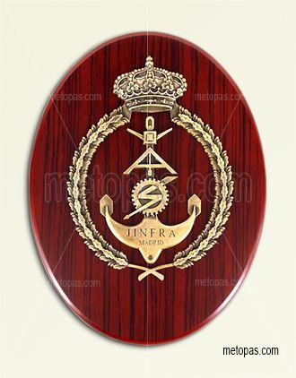 Metopa militar Jinfra Madrid
