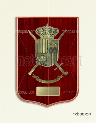 Metopa Comandancia de la Guardia Civil de Baleares